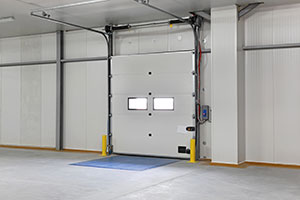 Highly secured roll up garage doors